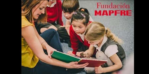 Fundación MAPFRE: Promoción de la salud en el entorno escolar