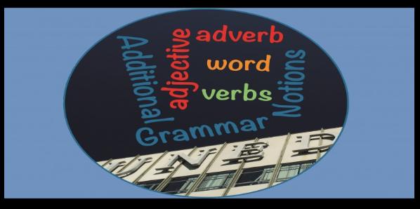 Gramática inglesa para curso de acceso